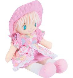 Кукла Игруша мягконабивная 35 см