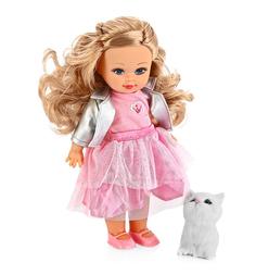 Кукла Mary Poppins Мой милый пушистик Элиза и котенок 26 см