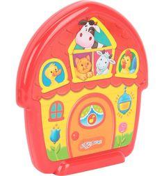 Интерактивная игрушка Азбукварик Чудо домик 10.4 см