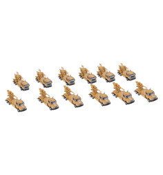 Интерактивная игрушка Игруша Военная машина 15.5 см