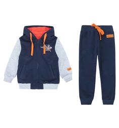 Комплект толстовка/брюки Lucky Child Крестики-нолики