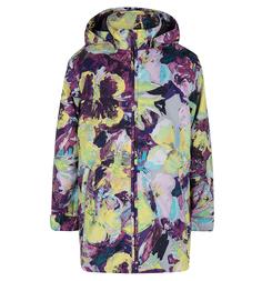 Куртка Huppa June 2, цвет: т.лилoвый