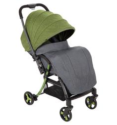 Прогулочная коляска Corol S-6, цвет: зеленый