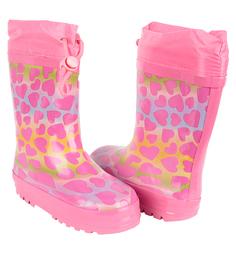 Резиновые сапоги Mursu, цвет: розовый