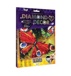 Набор для творчества Danko Toys Diamond Бабочка