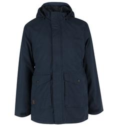 Куртка Luhta Город, цвет: синий
