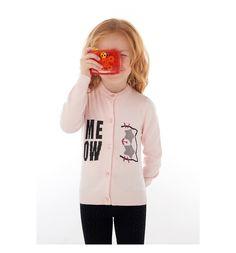 Кофта Infunt, цвет: розовый