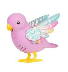 Интерактивная игрушка Little Live Pets Птичка. Радужный свет