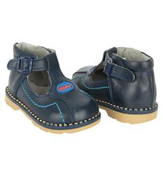Туфли Таши Орто, цвет: синий