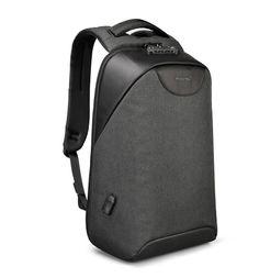 Рюкзак Tigernu T-B3611, цвет: черный