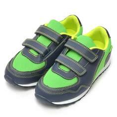 Кроссовки Nordman, цвет: синий/зеленый