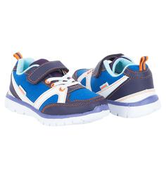 Кроссовки Nordman, цвет: фиолетовый/синий