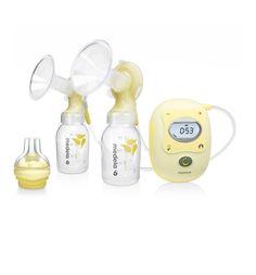 Электрический молокоотсос Medela Freestyle с бутылочкой