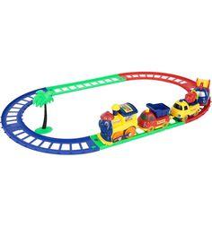 Железная дорога Играем Вместе Ну погоди!