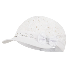 Бейсболка Magrof, цвет: белый
