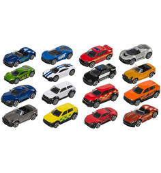 Машинка HTI Roadsterz Street Machine 10 см