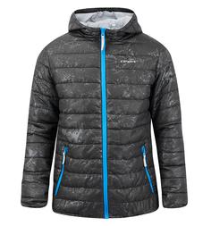 Куртка IcePeak Штрих, цвет: черный