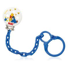 Цепочка Nuk Disney Винни-Пух, цвет: бирюзовый