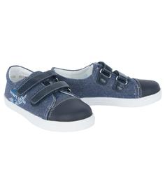 Кеды Shagovita, цвет: синий