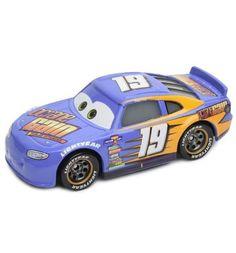 Машинка Cars Тачки 3 Бобби Свифт 8 см