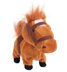 Интерактивная мягкая игрушка Играем Вместе Пони 16 см