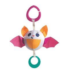 Развивающая игрушка Tiny Love Подвеска Летучая мышка, 21 см