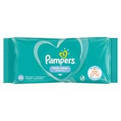 Влажные салфетки Pampers Fresh Clean Single, 52 шт