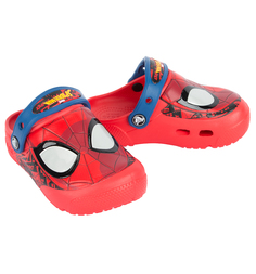 Сабо Crocs FL SpiderMan Lght Clog K Flame