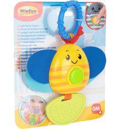 Развивающая игрушка Winfun Пчелка