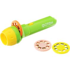 Интерактивная игрушка Фотон Дисней. Принцессы Мультифонарик с дисками 11.5 x 3.2 см