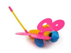 Каталка Плэйдорадо Бабочка