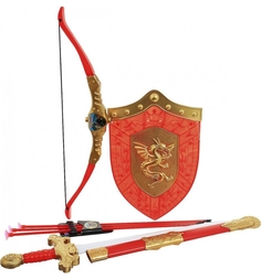 Набор игрушечного оружия Играем Вместе Три богатыря