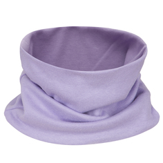 Шарф-снуд Hoh Loon, цвет: сиреневый
