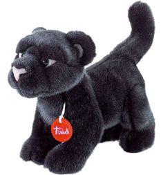 Мягкая игрушка Trudi Пантера Ирис 28 см