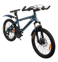 Двухколесный велосипед Capella G20A703, цвет: синий