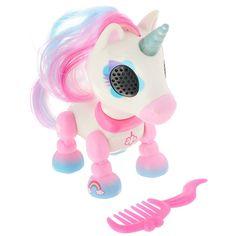 Интерактивная игрушка Zommer «Счастливый Единорог» Dream