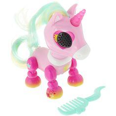 Интерактивная игрушка Zommer «Счастливый Единорог» Charm