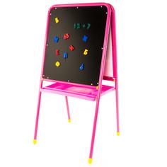 Мольберт Дэми Универсальный мду.06, цвет: розовый Demi