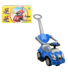 Каталка BabyCare Cute Car, цвет: синий