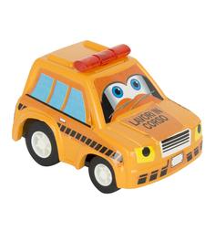 Машинка Maxi Car Junior цвет: оранжевый 4 см