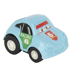 Машинка Maxi Car Junior цвет: голубой 4 см