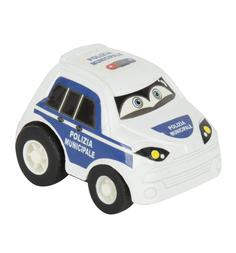 Машинка Maxi Car Junior цвет: белый 4 см