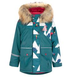 Куртка Boom By Orby, цвет: зеленый