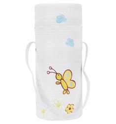 Контейнер Ням-Ням для одной бутылочки, цвет: белый