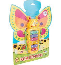 Ксилофон Играем Вместе Бабочка