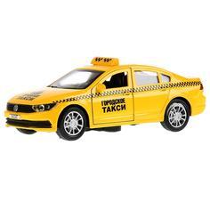 Игрушечная машинка Технопарк VW Passat такси 12 см