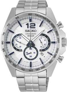 Японские мужские часы в коллекции CS Sports Мужские часы Seiko SSB343P1