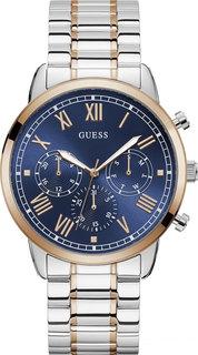 Мужские часы в коллекции Dress Steel Мужские часы Guess W1309G4