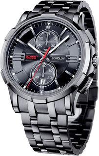 Мужские часы в коллекции My World Мужские часы SOKOLOV 302.75.00.000.05.04.3