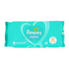 Салфетки детские PAMPERS FRESH CLEAN 52 шт